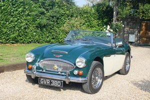 1966 Austin-Healey 3000 MKIII BJ8 Phase 2 For Sale by Auction