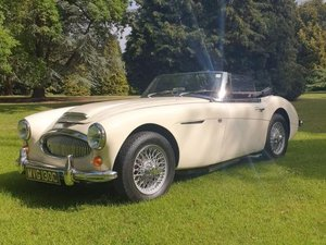 1966 Austin-Healey 3000 MKIII For Sale by Auction