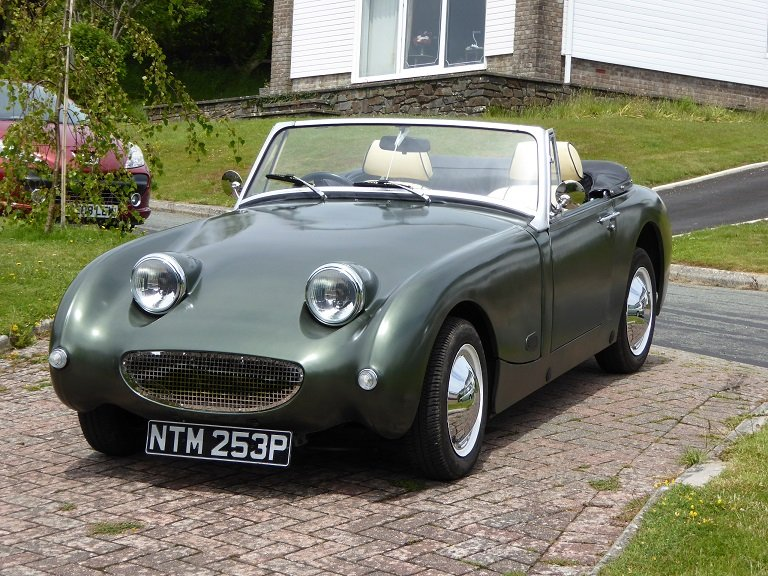 1976 Austin Healey Mk1 Frogeye Sprite replica SOLD (picture 1 of 6)