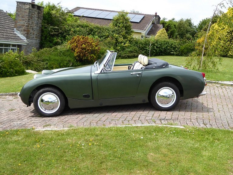 1976 Austin Healey Mk1 Frogeye Sprite replica SOLD (picture 2 of 6)