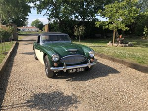 1963 Austin Healey 3000 Mk2 BJ7  For Sale