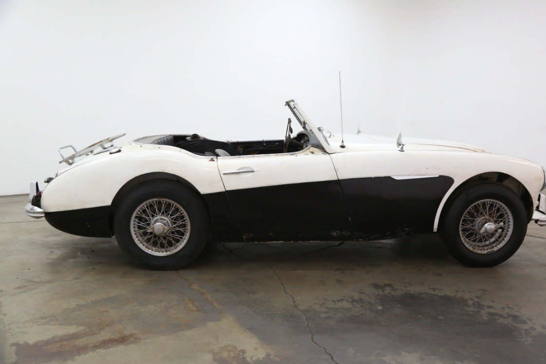 austin healey 1961 tri carb  For Sale (picture 1 of 6)
