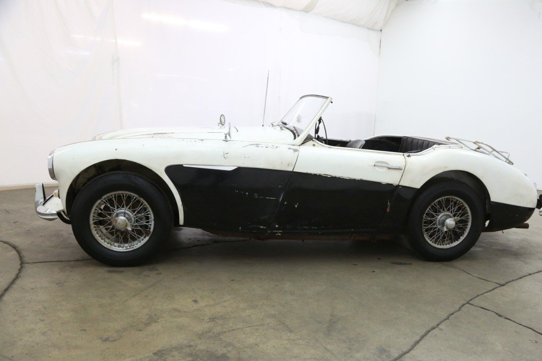 austin healey 1961 tri carb  For Sale (picture 2 of 6)