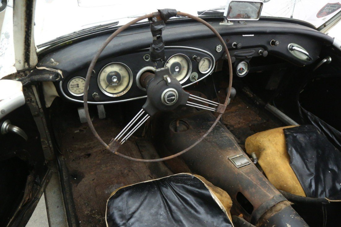 austin healey 1961 tri carb  For Sale (picture 3 of 6)