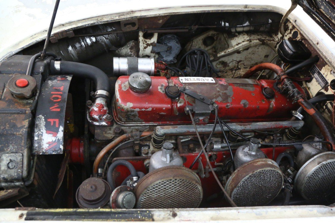 austin healey 1961 tri carb  For Sale (picture 4 of 6)