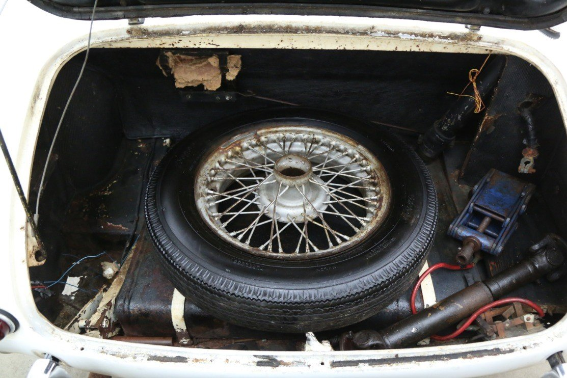austin healey 1961 tri carb  For Sale (picture 5 of 6)