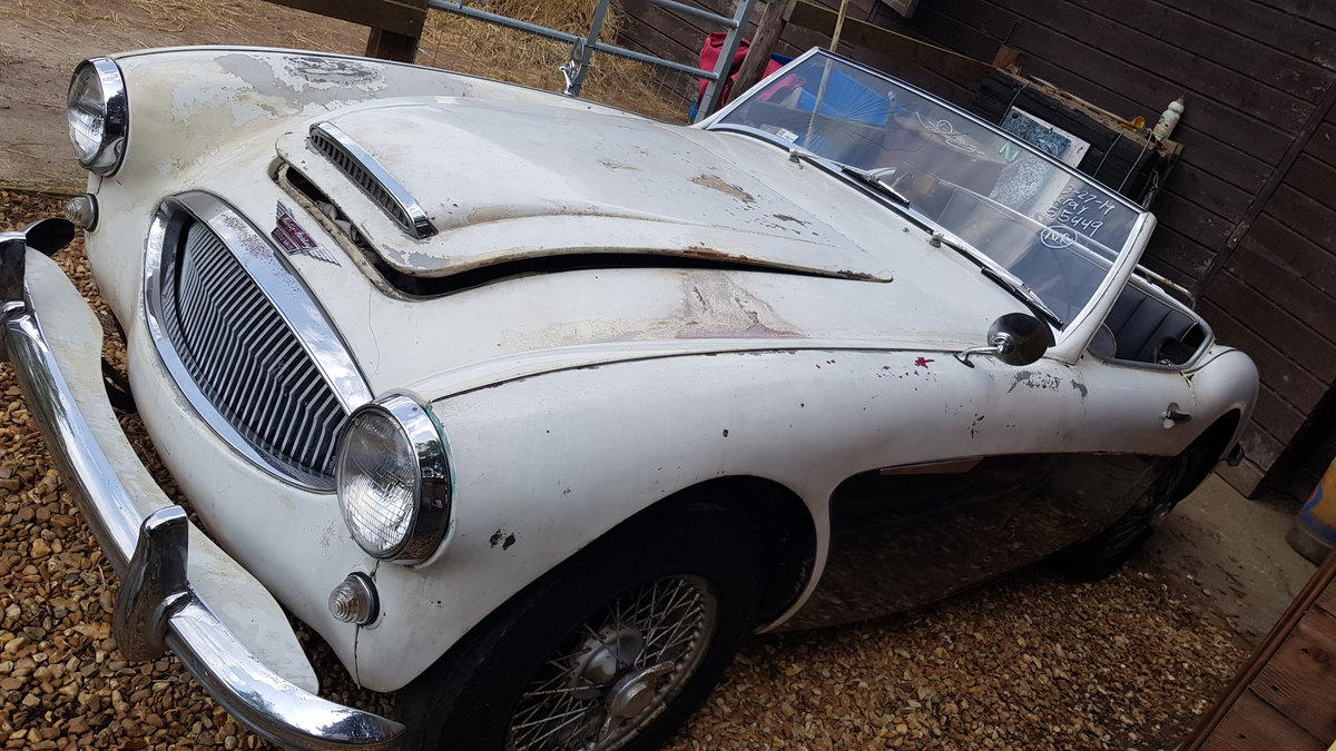austin healey 1961 tri carb  For Sale (picture 6 of 6)