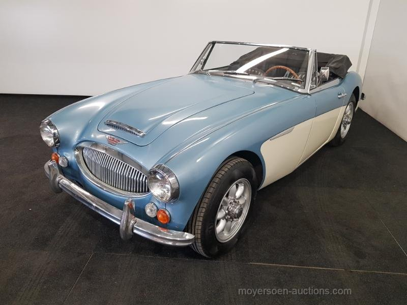 Austin Healey 3000 MK3 1965  For Sale by Auction (picture 1 of 6)