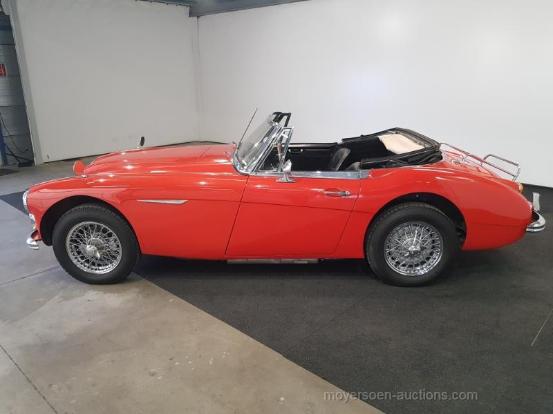 Austin Healey 3000 MK3 1965  For Sale by Auction (picture 2 of 6)
