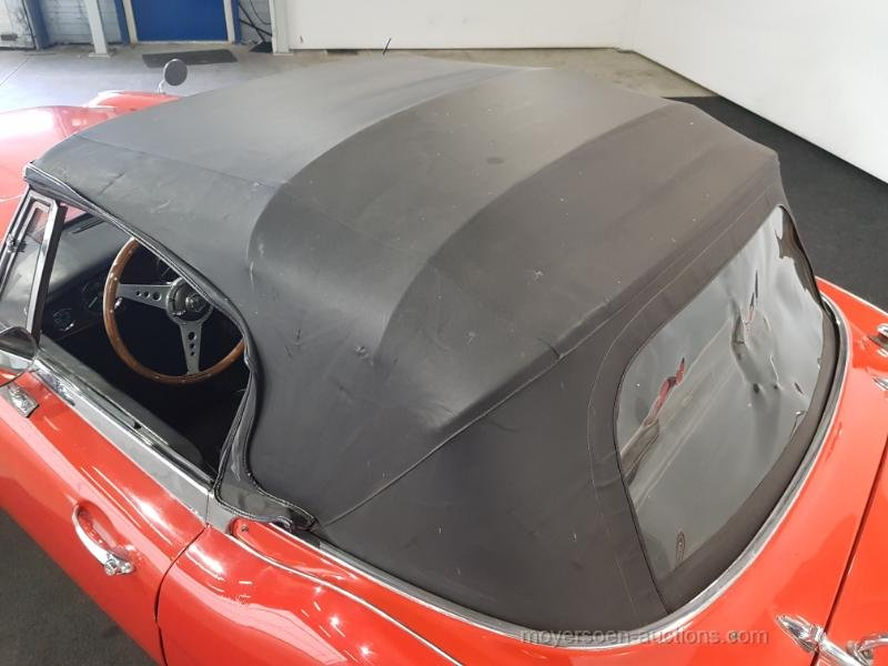 Austin Healey 3000 MK3 1965  For Sale by Auction (picture 4 of 6)