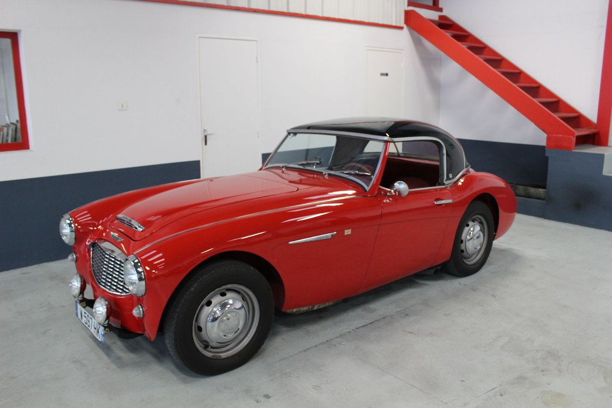 1961 Austin Healey 3000 BT7 Mk1 For Sale (picture 1 of 6)