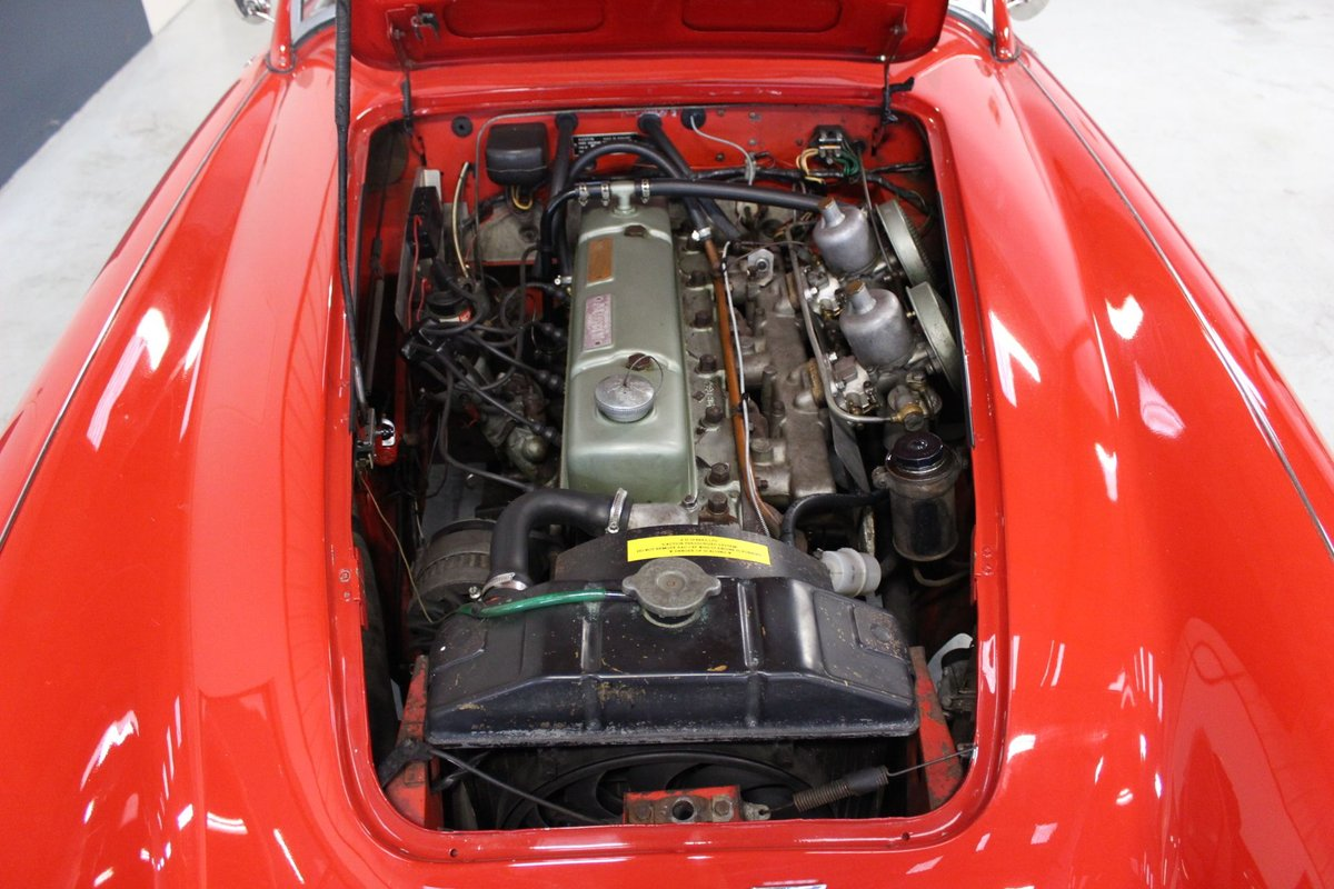 1961 Austin Healey 3000 BT7 Mk1 For Sale (picture 4 of 6)