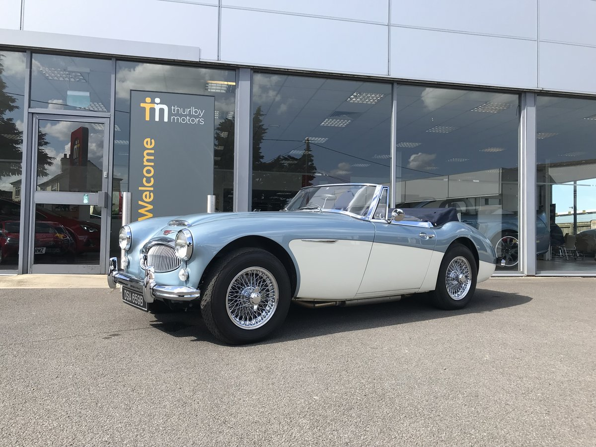 1964 Austin Healey 3000 Mk.III BJ8 Phase II For Sale (picture 2 of 5)