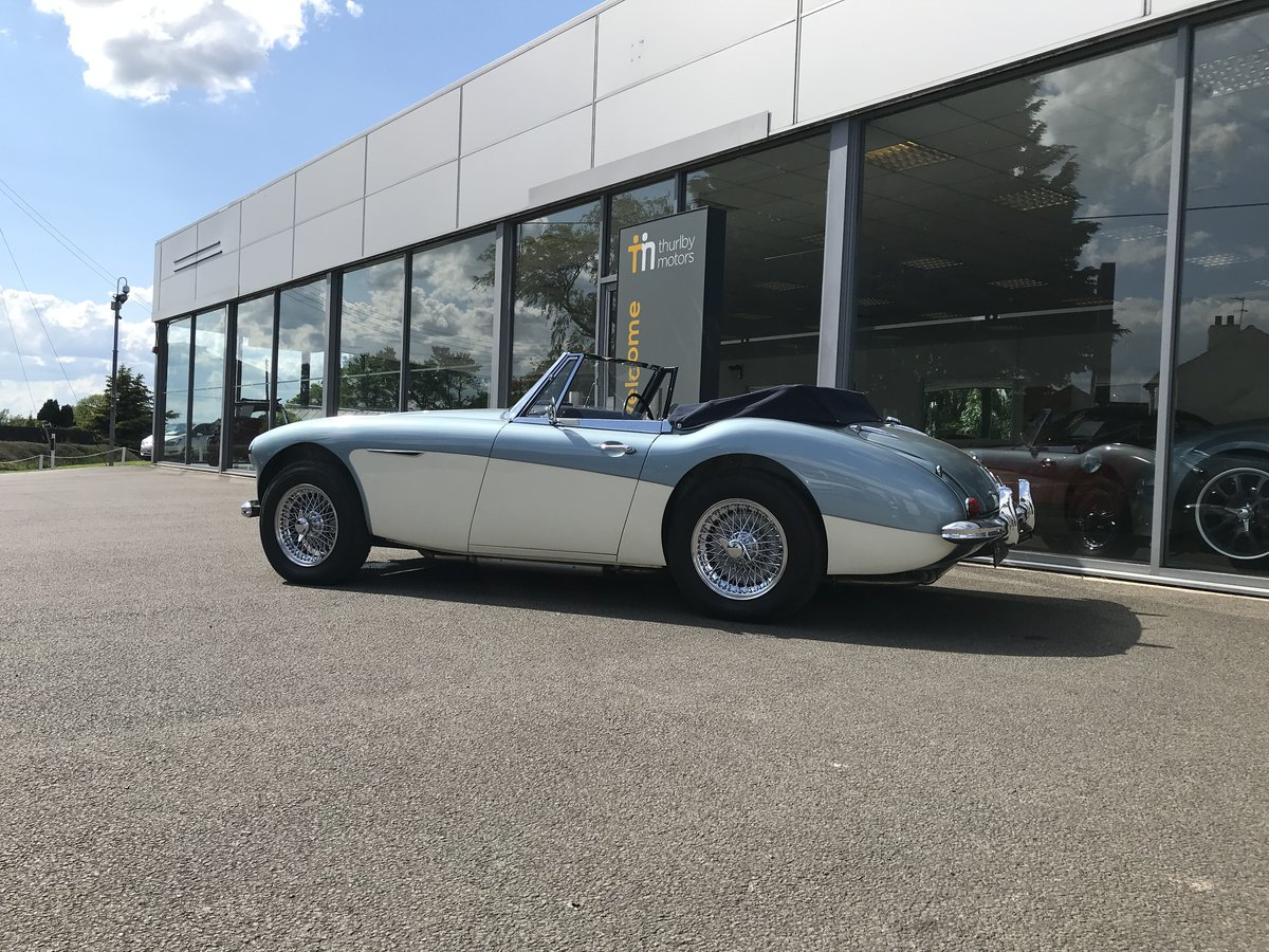 1964 Austin Healey 3000 Mk.III BJ8 Phase II For Sale (picture 3 of 5)