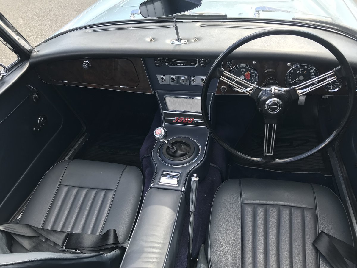 1964 Austin Healey 3000 Mk.III BJ8 Phase II For Sale (picture 5 of 5)