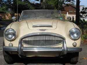 1963 Austin Healey 63 3000 43 years silent unmolested For Sale