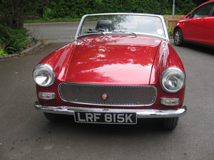 1971 Austin-Healey Sprite Mk IV For Sale