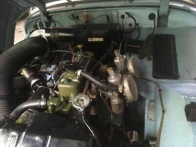 1960 Austin Healey sprite Mk,1 FROGEYE For Sale (picture 5 of 6)