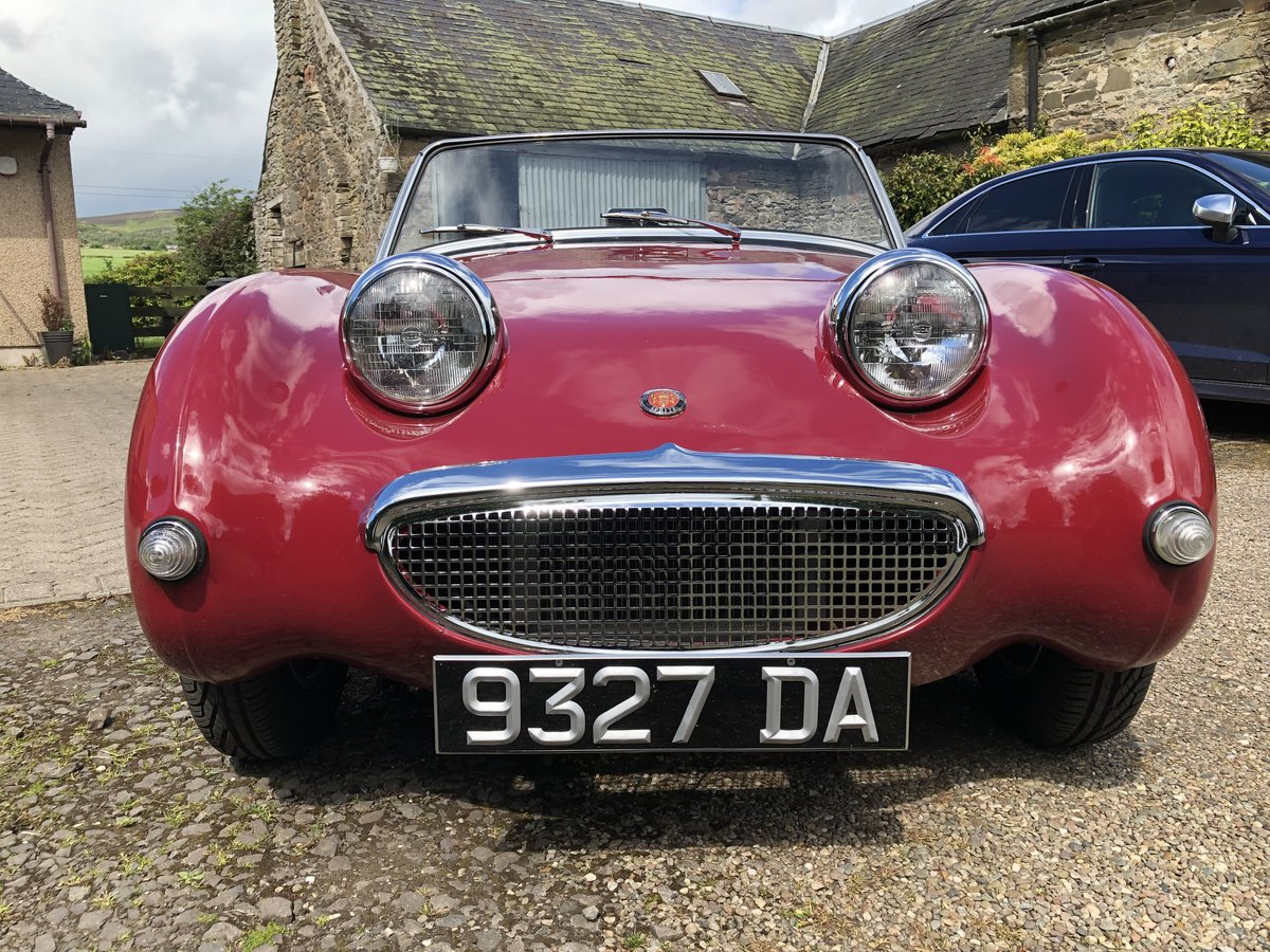 1960 Refurbished Frogeye Sprite SOLD (picture 1 of 6)