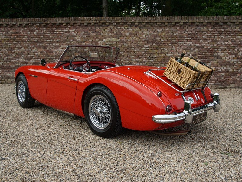 1959 Austin Healey 100-6 BN6 overdrive, restored condition For Sale (picture 2 of 6)