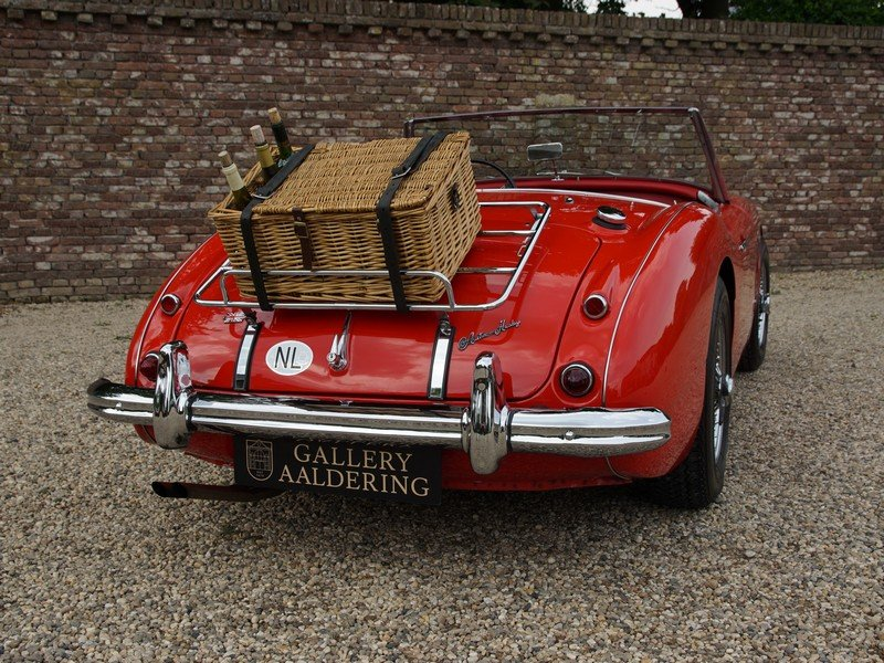 1959 Austin Healey 100-6 BN6 overdrive, restored condition For Sale (picture 6 of 6)