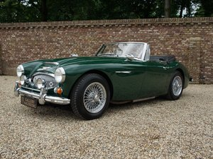 1967 Austin Healey 3000 MK3 Phase Two For Sale