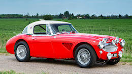 1964 AUSTIN-HEALEY 3000 MKIII BJ8 'WORKS' RALLY CAR For Sale by Auction