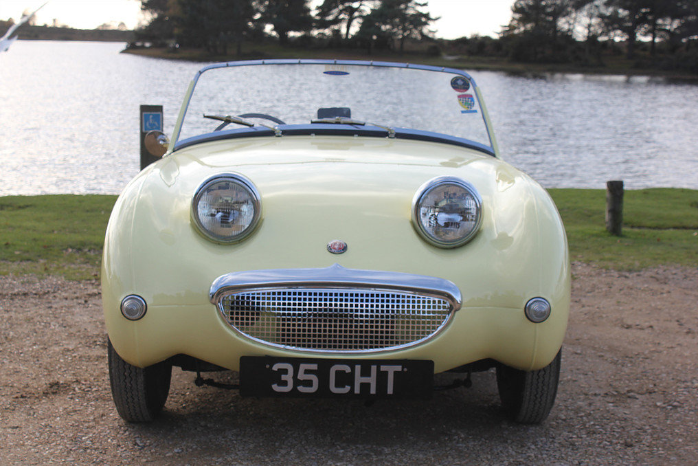 1958 Frogeye Sprite - Exceptional Condition For Sale (picture 1 of 6)