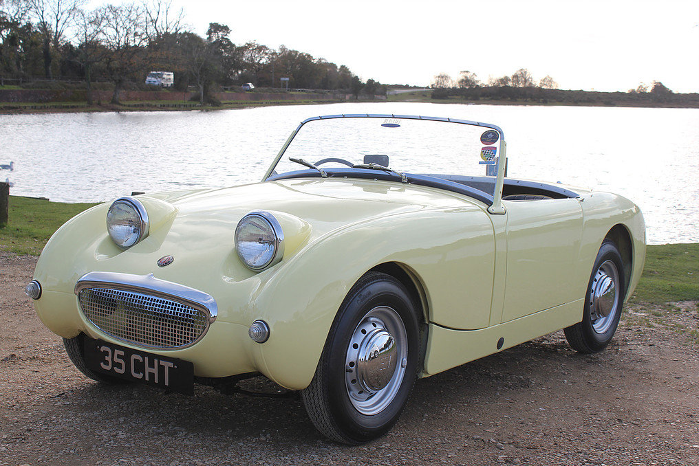 1958 Frogeye Sprite - Exceptional Condition For Sale (picture 2 of 6)