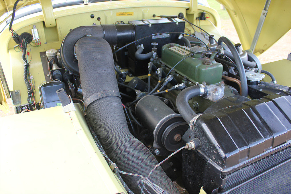 1958 Frogeye Sprite - Exceptional Condition For Sale (picture 5 of 6)