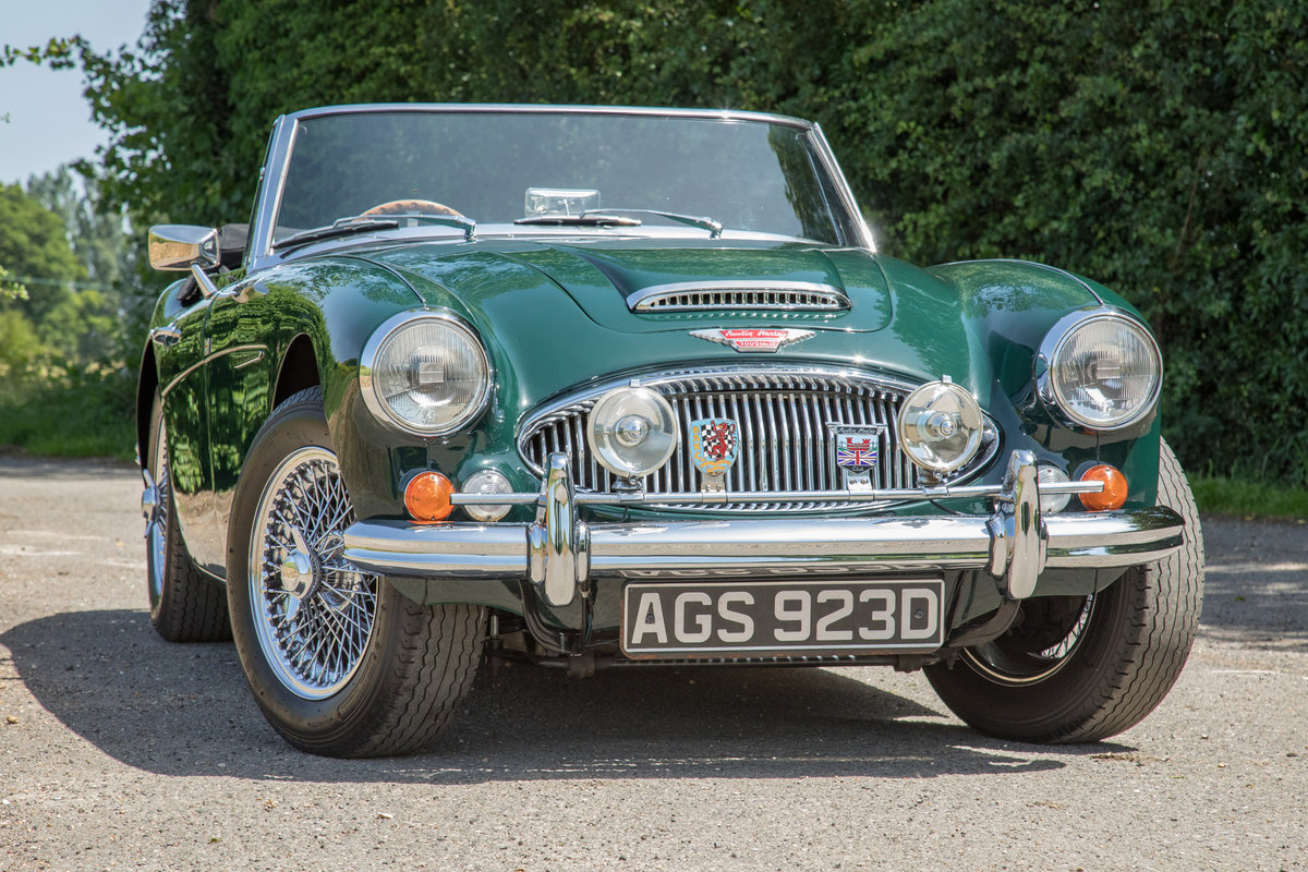 1966 Austin Healey 3000 MkIII, Tri-Carb Performance Engine SOLD (picture 1 of 6)