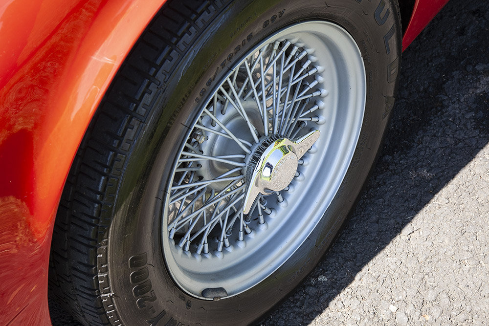 1961 AUSTIN HEALEY 3000 MK 1 COMPETITION LIGHTWEIGHT In Beam For Sale (picture 2 of 6)