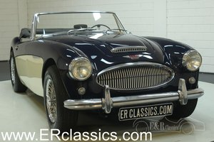 Austin Healey 3000 MK3 1964 (BJ8) Cabriolet Matching Numbers