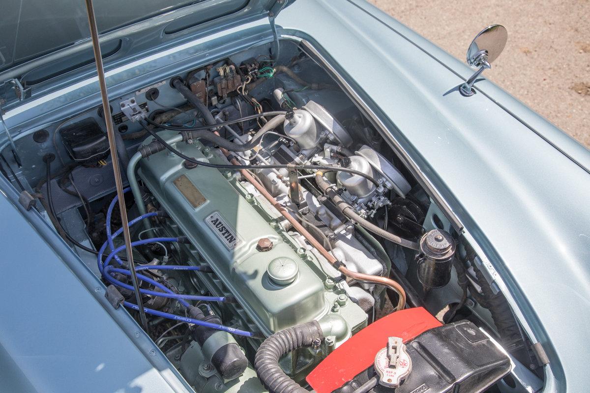 1963 Austin Healey 3000 MkIIA BJ7 | 2019 Repaint, Original Blue SOLD (picture 6 of 6)