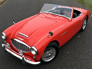 1959 Austin Healey 3000 BN7 2 Seater - LHD - Restored Car For Sale