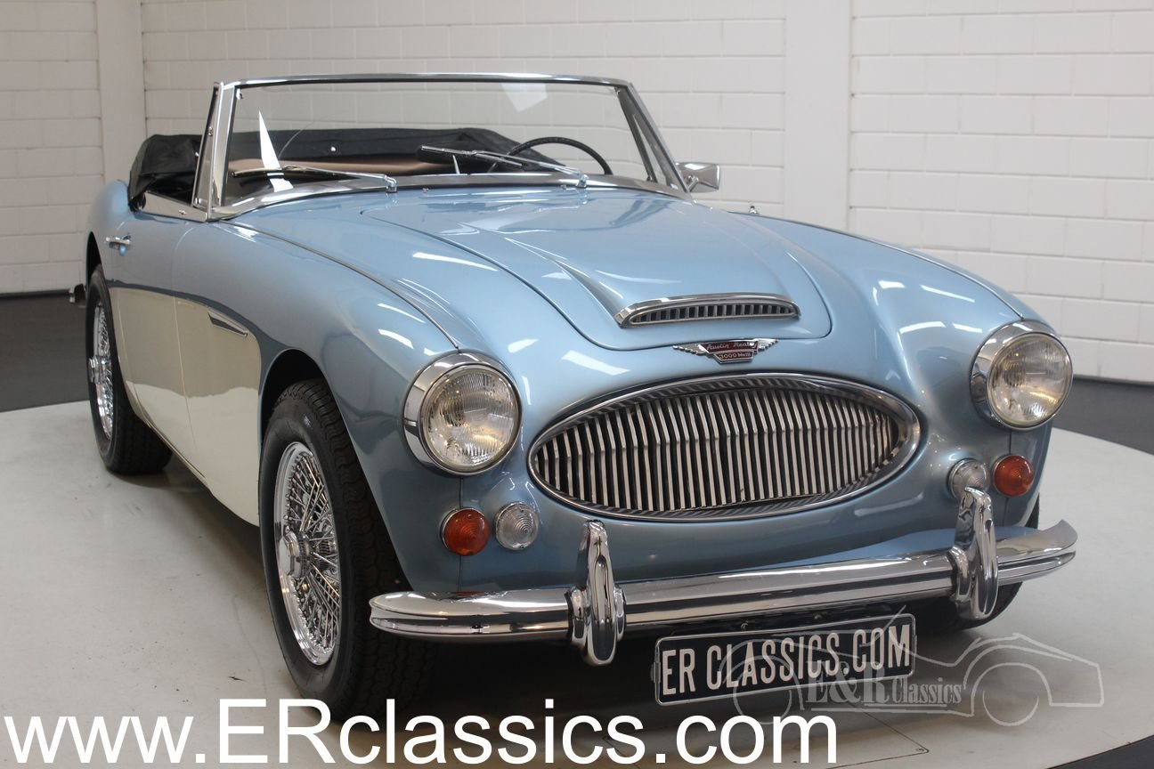 Austin Healey 3000 MKIII phase 2 1966 Overdrive For Sale (picture 1 of 6)