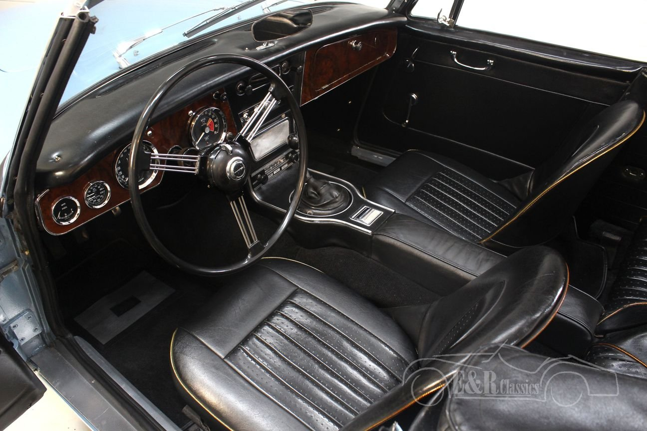 Austin Healey 3000 MKIII phase 2 1966 Overdrive For Sale (picture 3 of 6)