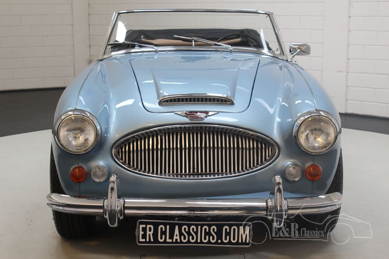 Austin Healey 3000 MKIII phase 2 1966 Overdrive For Sale (picture 4 of 6)