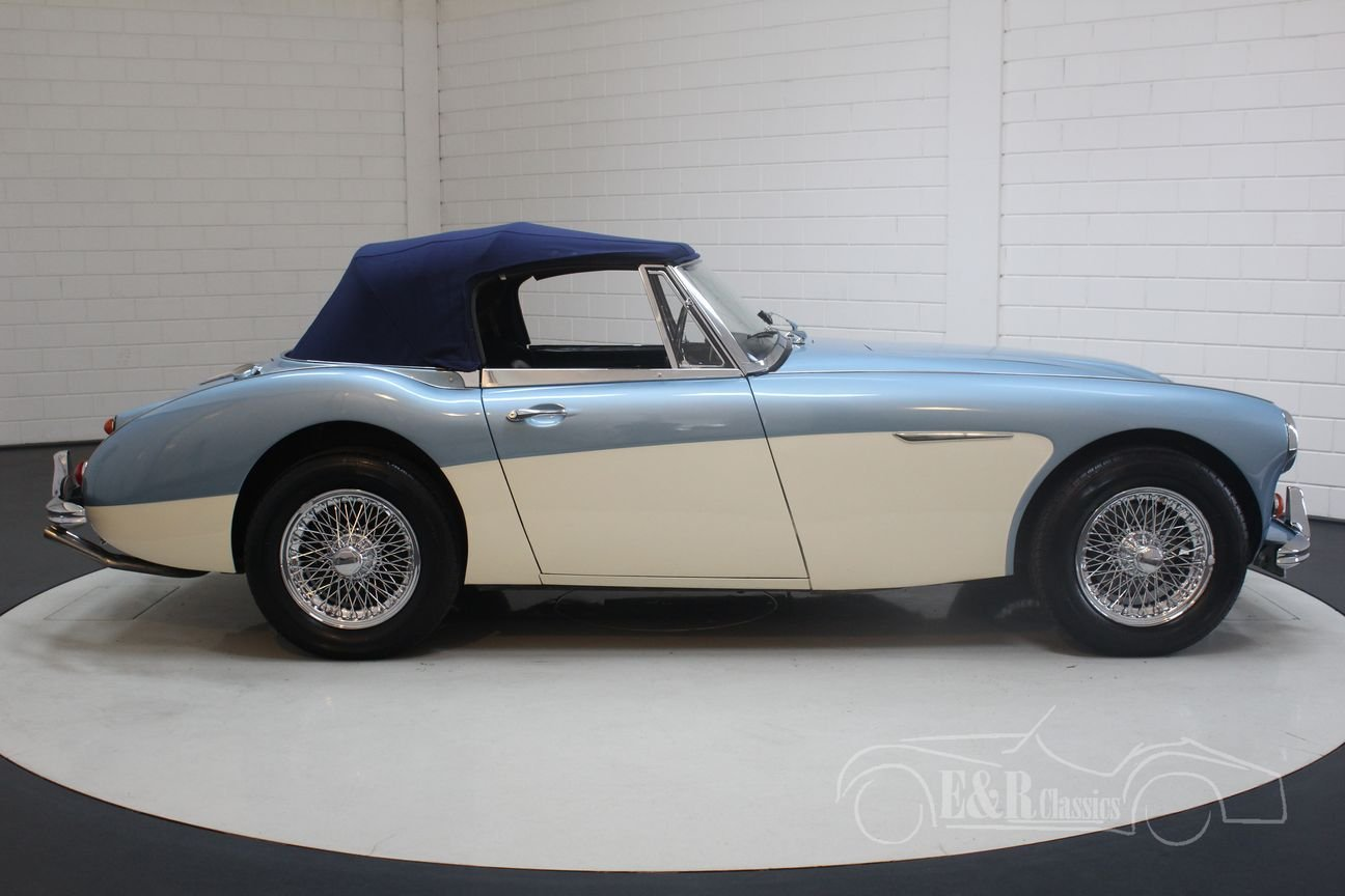 Austin Healey 3000 MKIII phase 2 1966 Overdrive For Sale (picture 6 of 6)