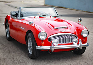 1965 Austin Healey 3000 MK 3 For Sale
