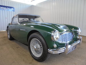 1961 ***Austin Healey Mk1 3000 - 2912cc - 20th July***