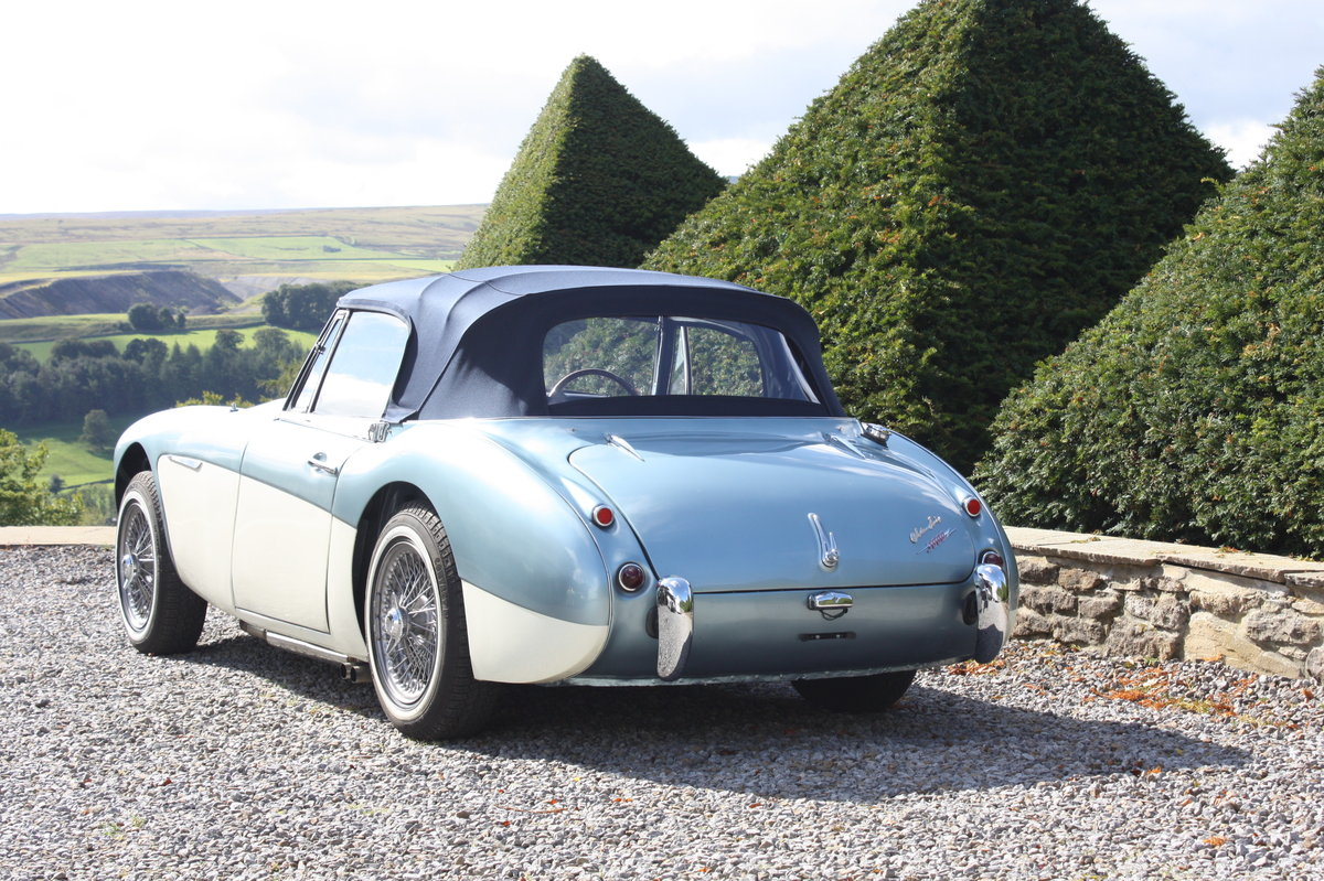 1962 Austin Healey 3000 MK11 BJ7   For Sale (picture 2 of 6)