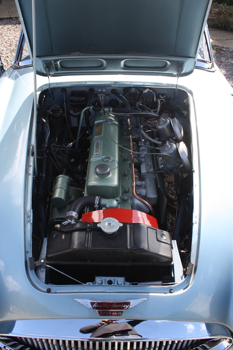 1962 Austin Healey 3000 MK11 BJ7   For Sale (picture 4 of 6)