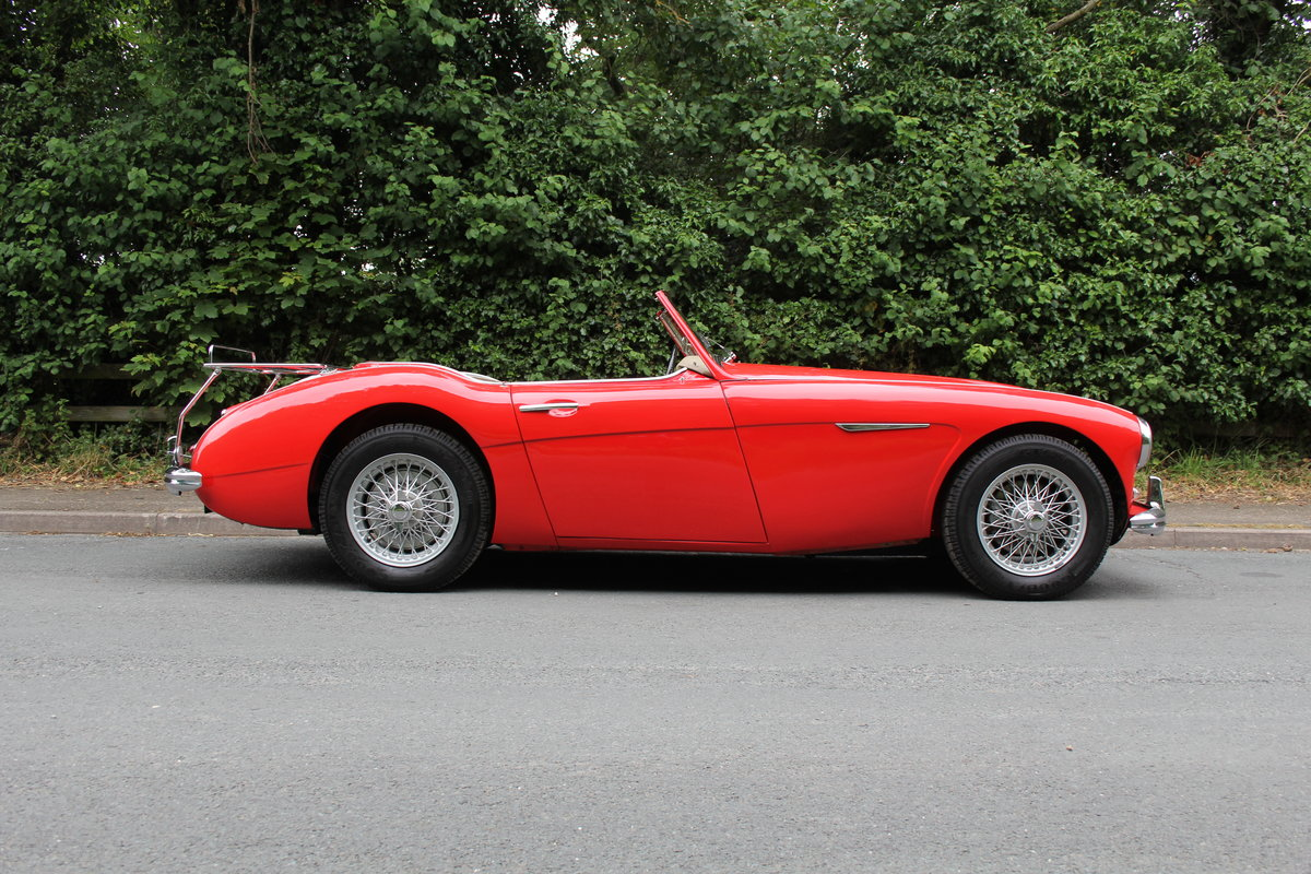1959 Austin Healey 3000 MKI, Matching No's, extensive touring  For Sale (picture 6 of 12)