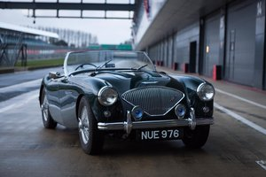 1953 AUSTIN-HEALEY 100/4 BN1, RHD SOLD