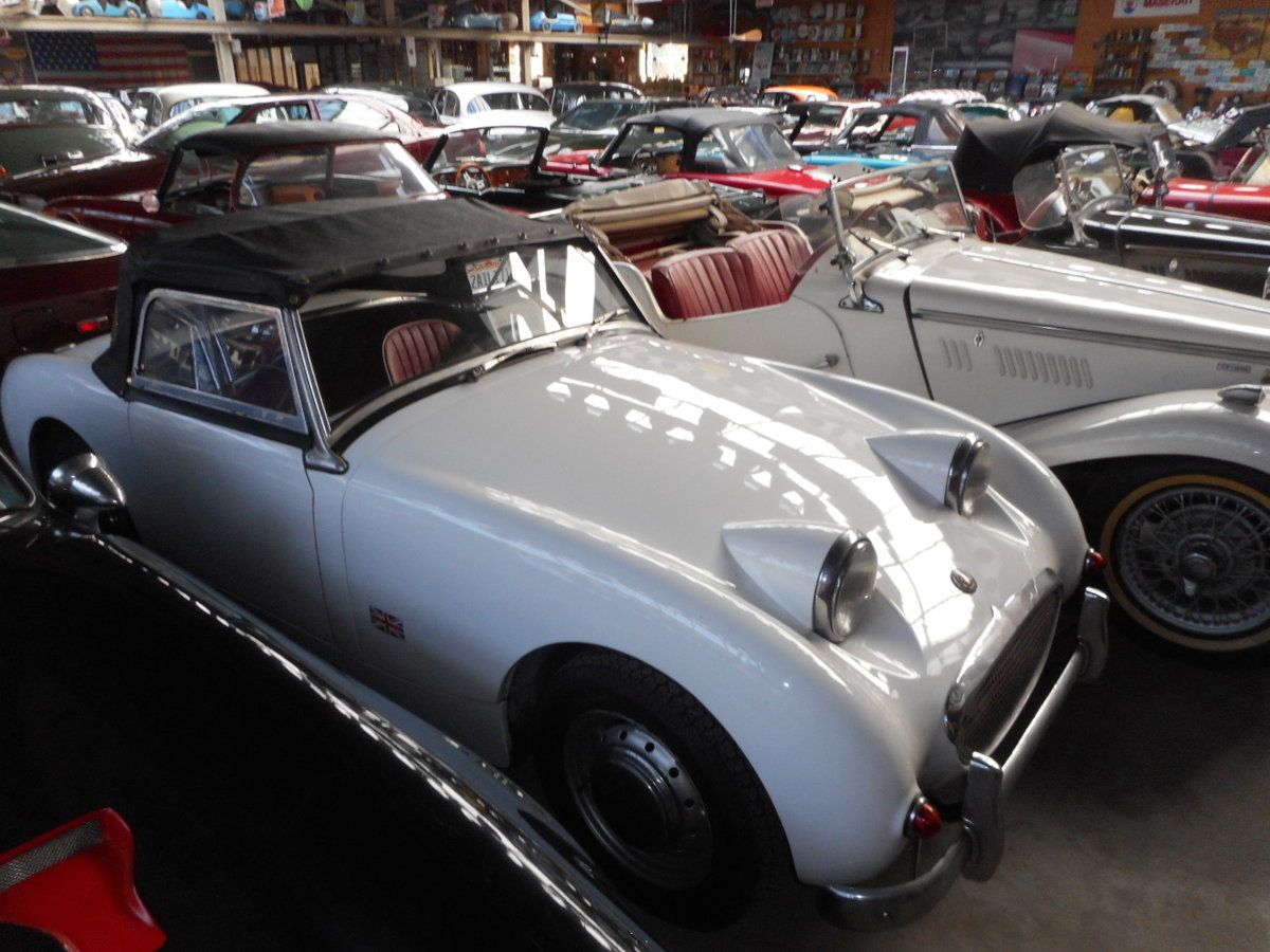 1959 Austin Healey Bugeye Sprite '59 For Sale (picture 2 of 6)