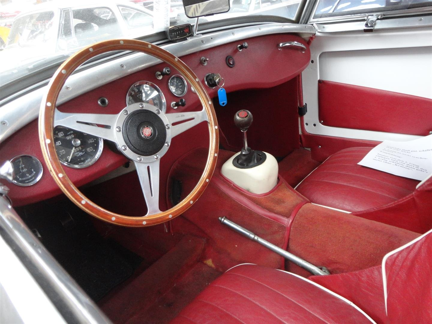 1959 Austin Healey Bugeye Sprite '59 For Sale (picture 3 of 6)