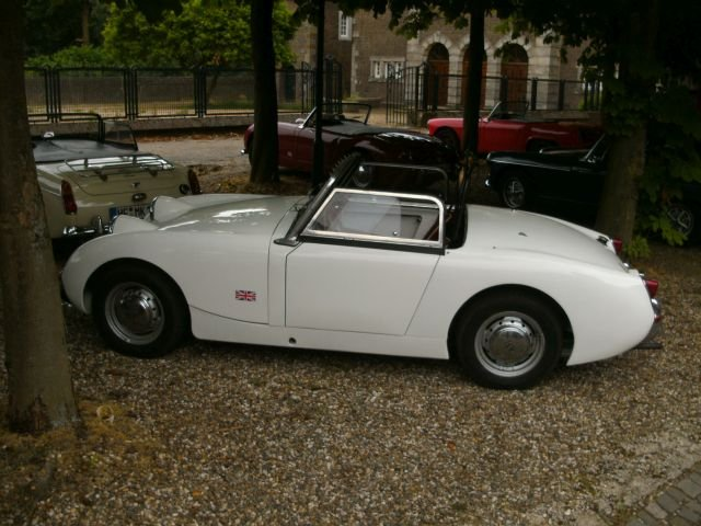 1959 Austin Healey Bugeye Sprite '59 For Sale (picture 6 of 6)
