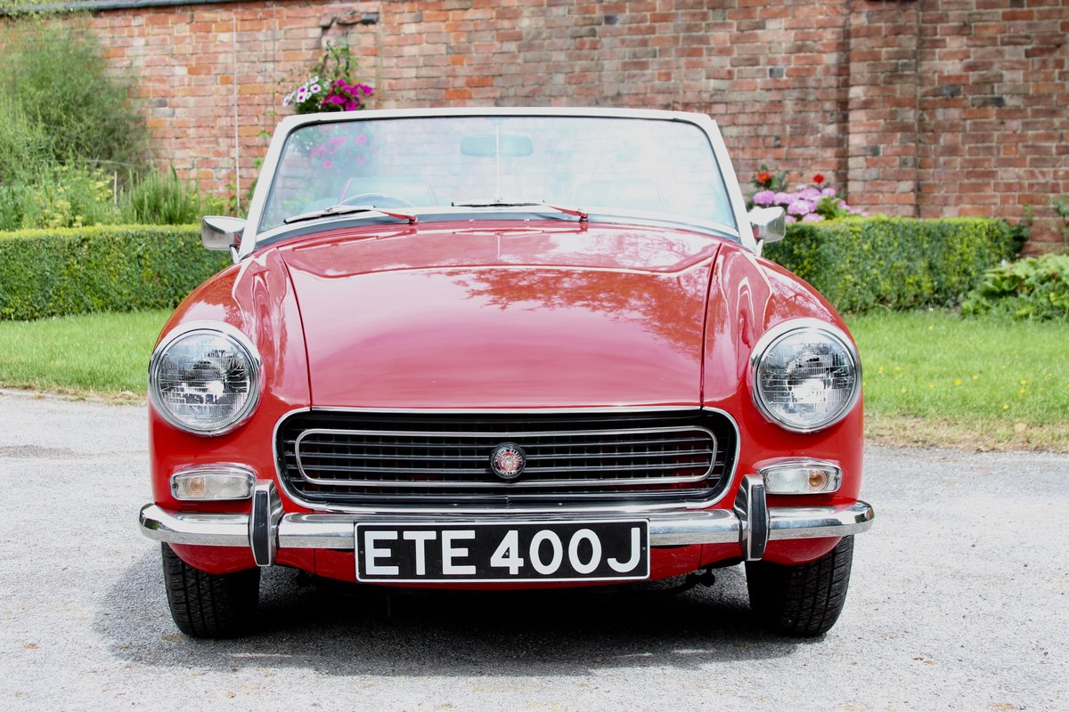 Austin Healey Sprite 1971 For Sale (picture 2 of 6)