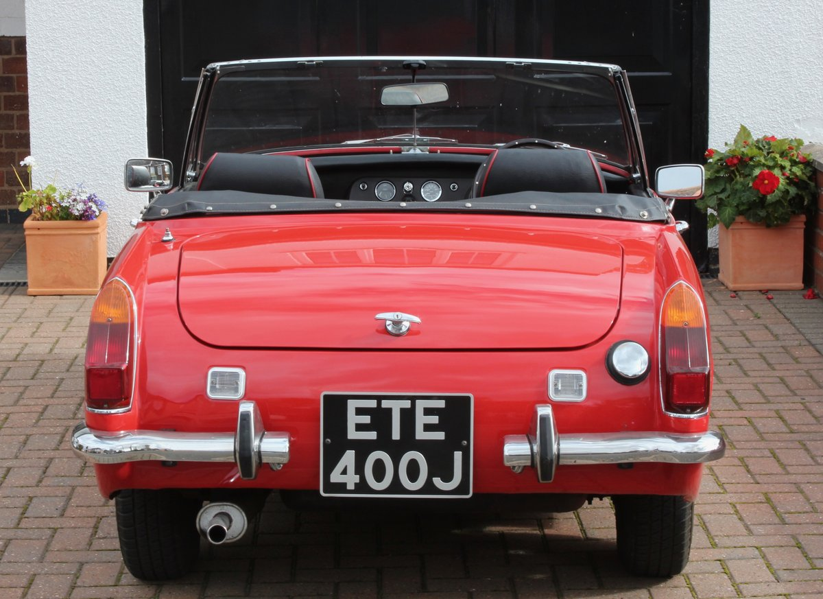 Austin Healey Sprite 1971 For Sale (picture 4 of 6)